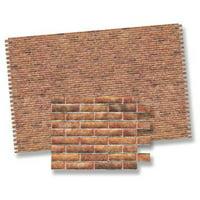 Dollhouse Brick Wall Material