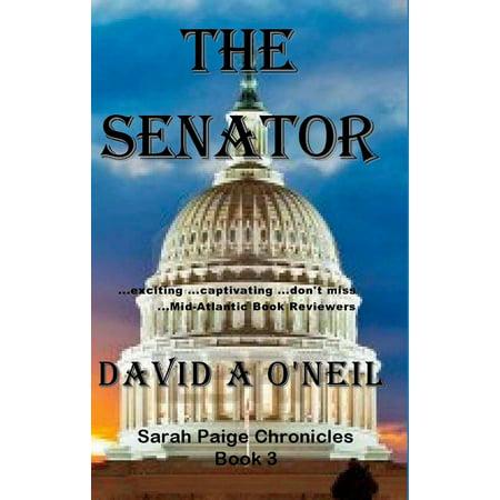 The Senator - eBook (Senator Roman)