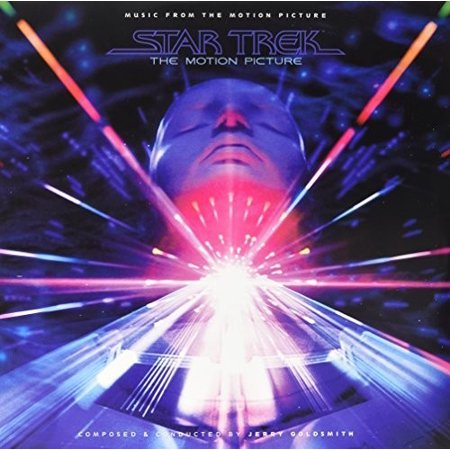 Star Trek: The Motion Picture (Music From the Motion Picture) (Vinyl) (Limited Edition)