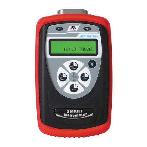 MERIAM M200-GI0030 Digital Manometer.0 to 30 PSIG.+/-0.05