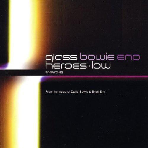Glass: Heroes Symphony / Low Symphony