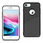 Apple Iphone 8 Good Quality Phone Case In Black