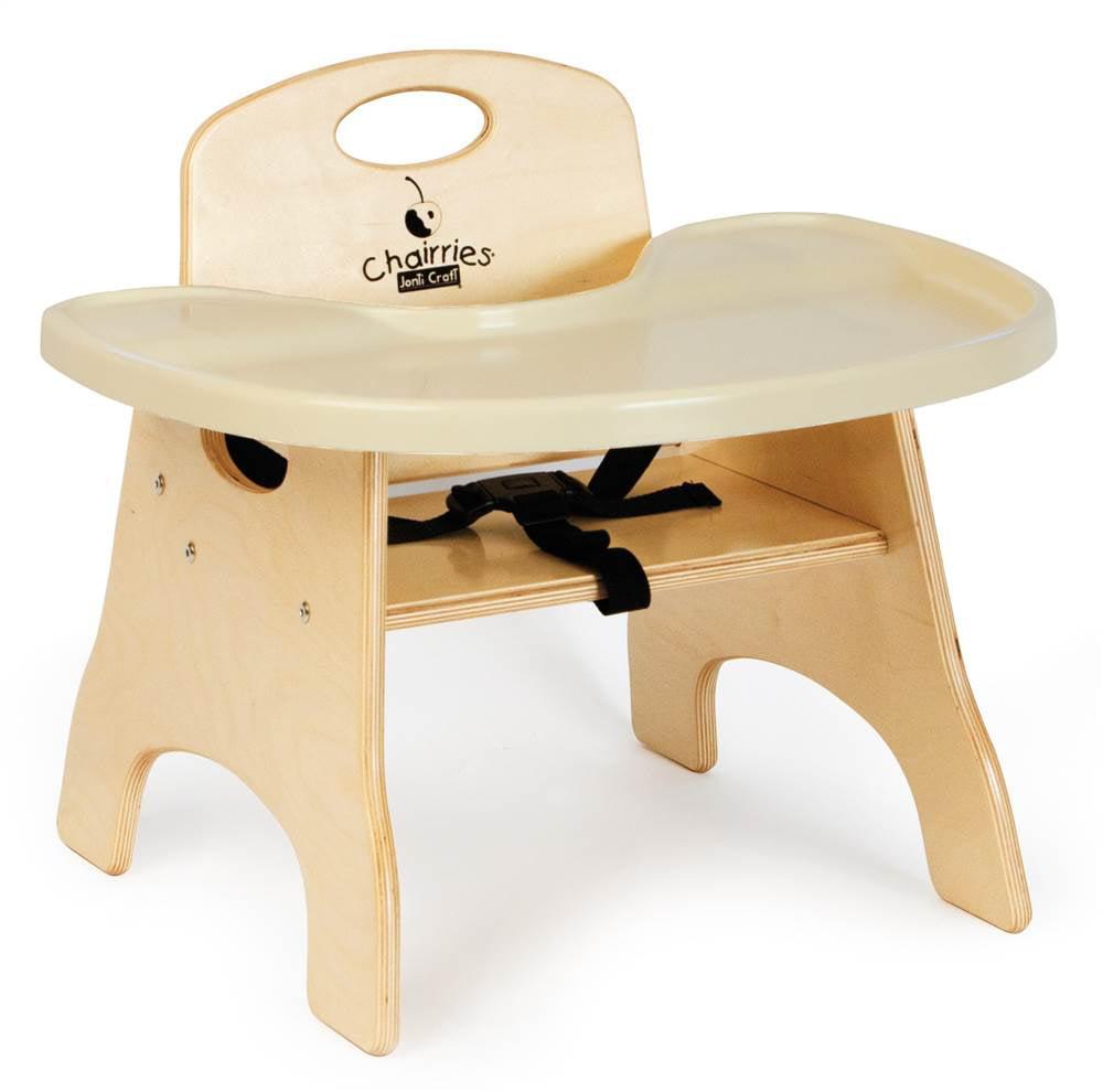 """Jonticraft Jonti-CraftHigh Chairries - Premium Tray - 11"""" Seat Height"""