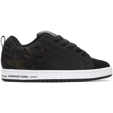 DC Shoes Mens Court Graffik SE