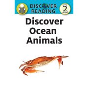Discover Ocean Animals: Level 2 Reader (Paperback)