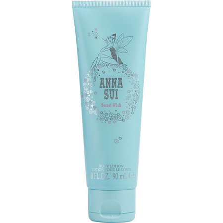 SECRET WISH by Anna Sui - BODY LOTION 3 OZ - WOMEN