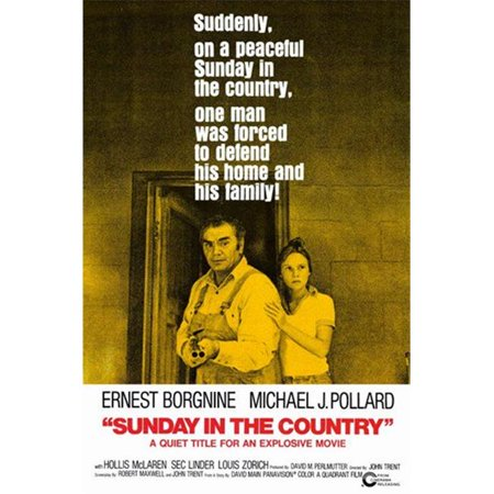 Posterazzi MOV232725 Sunday in the Country Movie Poster - 11 x 17 in. - image 1 de 1