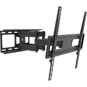 """PrimeCables Full-motion TV Wall Mount for 26""""-55"""" LED, LCD flat panel TVs, Fits 12""""/16"""" Wall Wood Studs"""