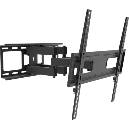 """PrimeCables Full-motion TV Wall Mount for 26""""-55"""" LED, LCD flat panel TVs, Fits 12""""/16"""" Wall Wood Studs - image 1 of 5"""