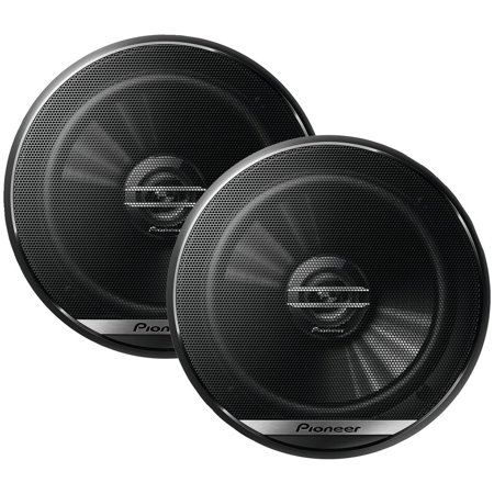 "Pioneer TS-G1620F G-Series 6.5"" 300-Watt 2-Way Coaxial Speakers"