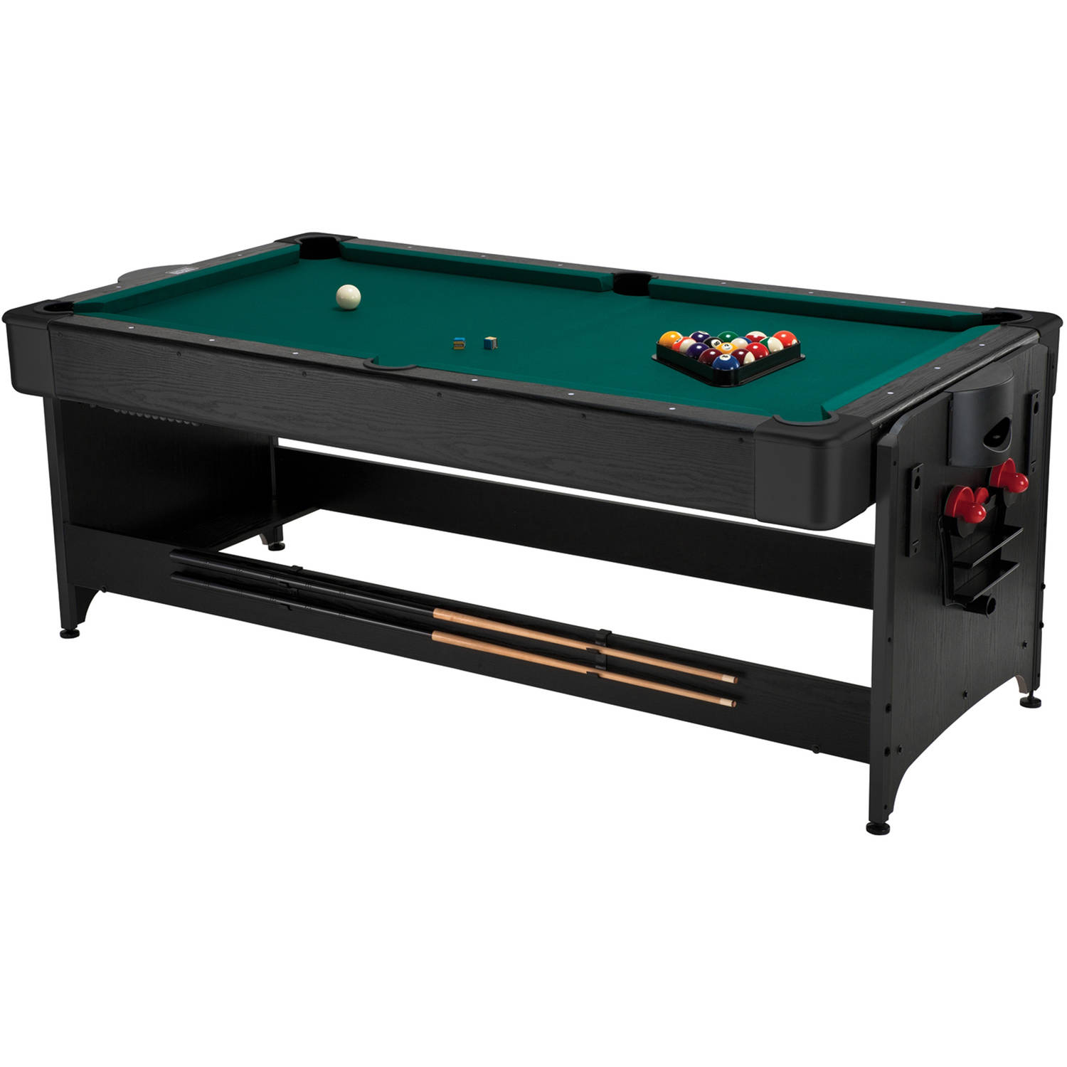 Fat Cat Pockey 7u0027 3 In 1 Game Table   Walmart.com