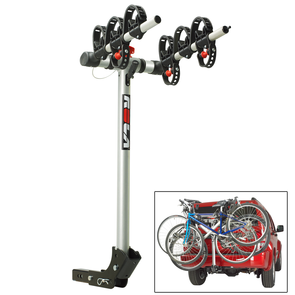 Bike Carrier 3 Pl Folding Replacement Auto Part, Easy to Install by Draw-Tite