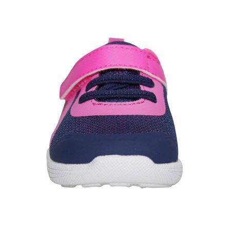 Garanimals Girl's Pre-Walk Lightweight Athletic Shoe