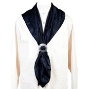 Western Tie Mens Old West Style Square China Silk 535357