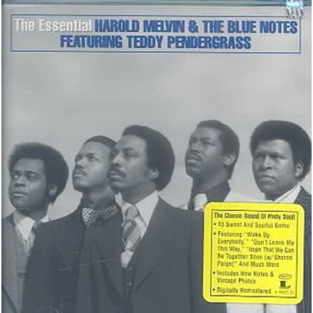 Essential Harold Melvin & the Blue Notes (CD) (Remaster)