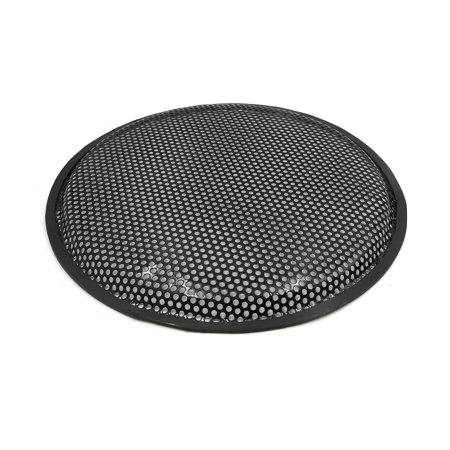 """12"""" Stereo Metal Mesh Speaker Subwoofer Grill Cover Guard Protector for Car"""