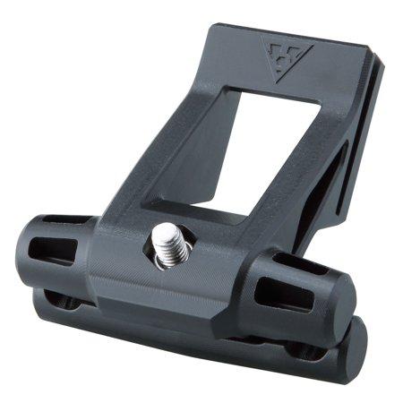 Topeak Seat Pack (Topeak F25 Fixer Rail Mount Wedge Bag Clamp for Rail Type Bike Seat Saddles )