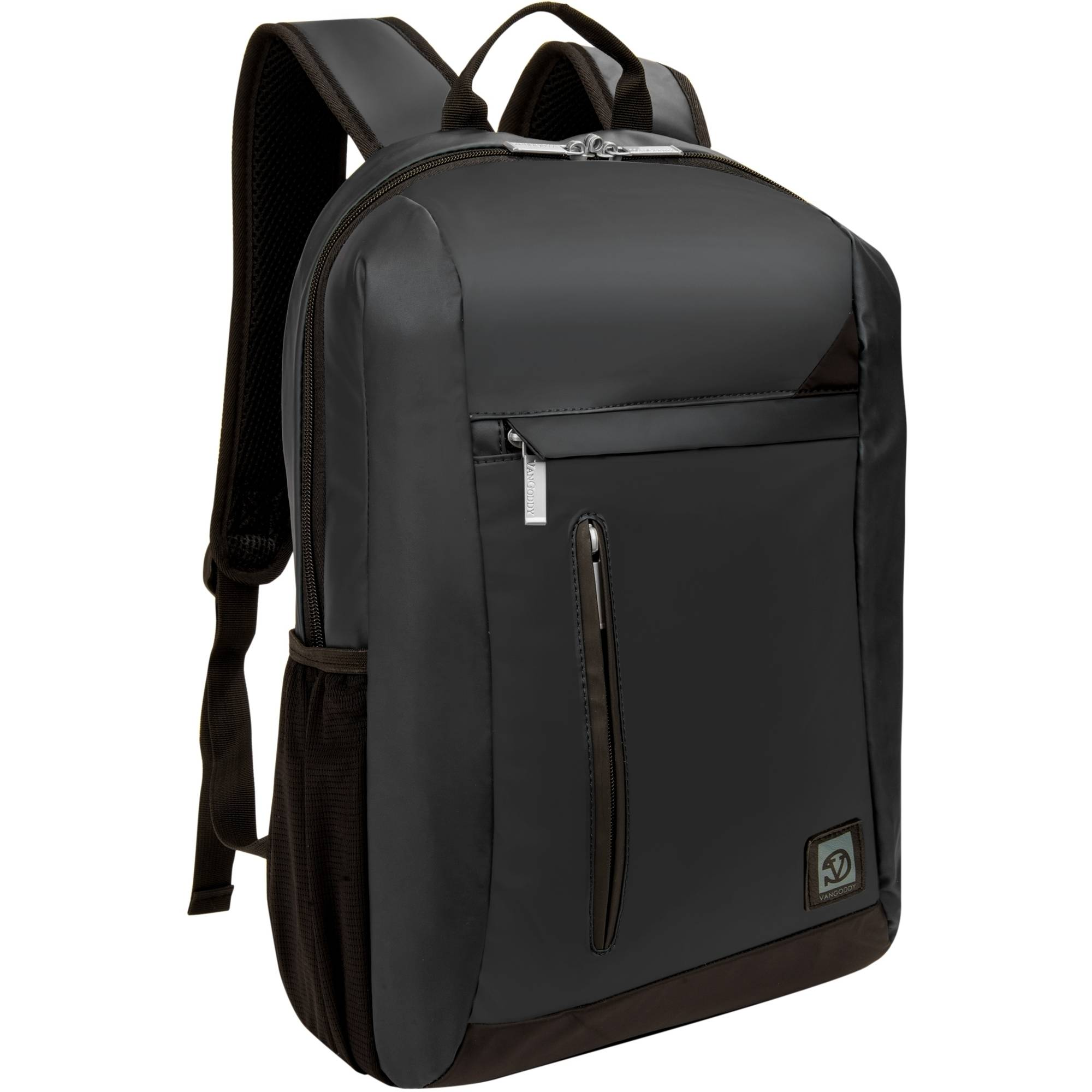 VANGODDY Adler Cushioned Laptop, Notebook, Netbook, Ultrabook Backpack fits up to 13 / 13.3 / 15 / 15.6 [Apple, Acer, Asus, HP Samsung, Toshiba, etc]