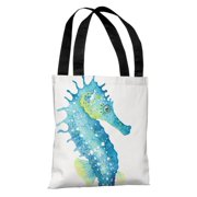 Oversized Seahorse - Tote Bag Tote Bag - 18x18