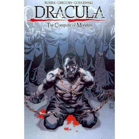 Dracula 1: The Company of Monsters by