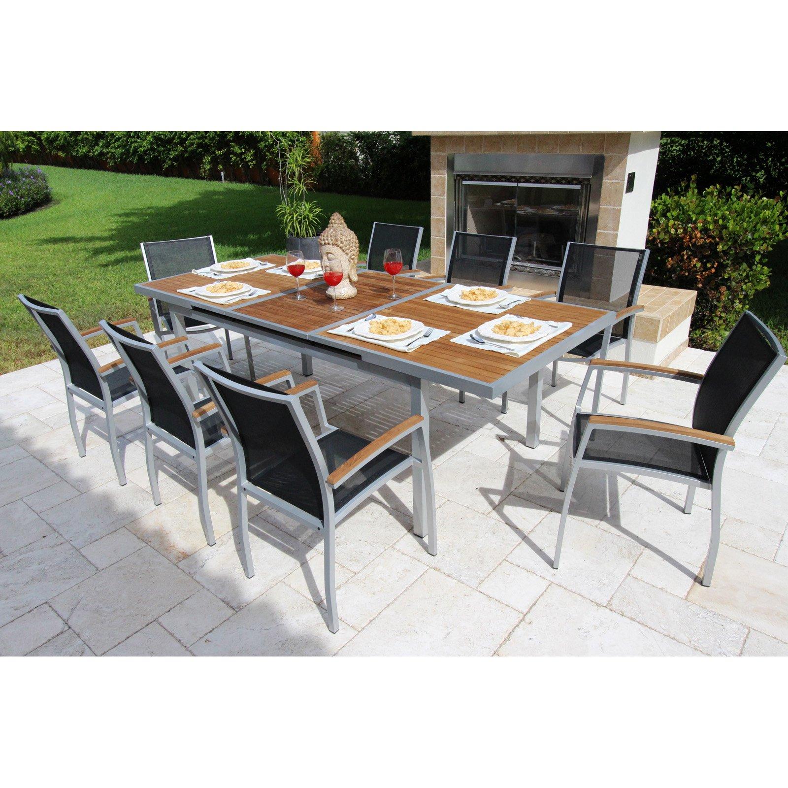 Galliano 9-Piece Dining Set