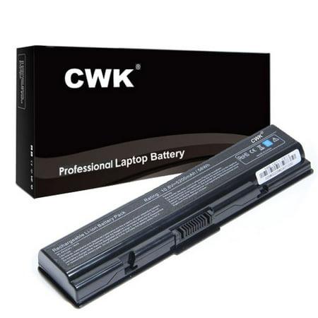 - CWK Long Life Replacement Laptop Notebook Battery for Toshiba PA3793U-1BRS TS-A200H PA3534U-1BAS PA3534U-1BRS L500 A200 PA3534U-1BAS PA3534U-1BRS PA3535U-1BAS PA3535U-1BRS