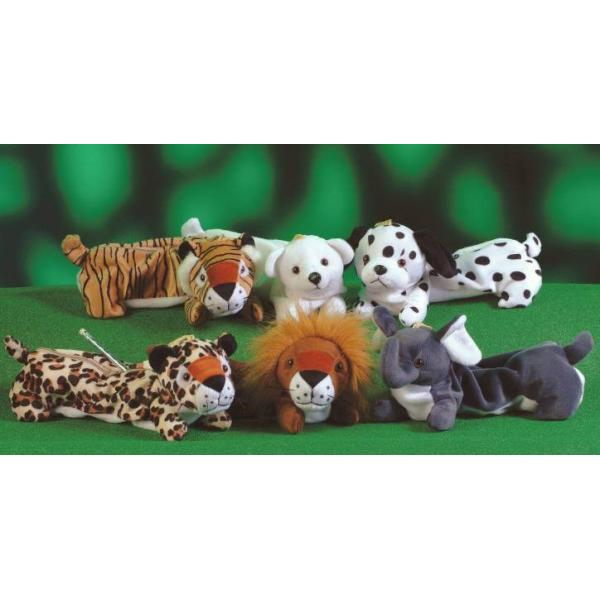 Ddi Zookeepers Pencil Pouch (pack Of 36)