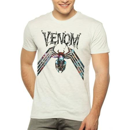 Men's Marvel Venom Short Sleeve Graphic T-Shirt, up to 2XL