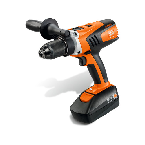 Fein 71160761090 18V Brushless Cordless Lithium-Ion 4-Speed Compact Drill Driver by