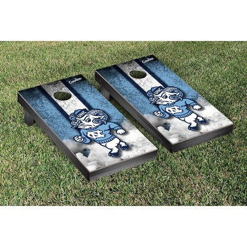 Victory Tailgate NCAA Vintage Version 2 Cornhole Game Set by Victory Tailgate