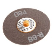 "3"" 80-Grit Quick Change Mini-Sanding Disc Forney Welding Accessories 71748"