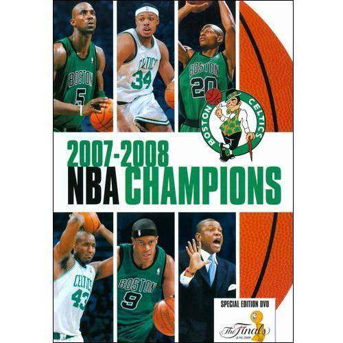 Boston Celtics: 2007-2008 NBA Champions (DVD) by WARNER HOME ENTERTAINMENT