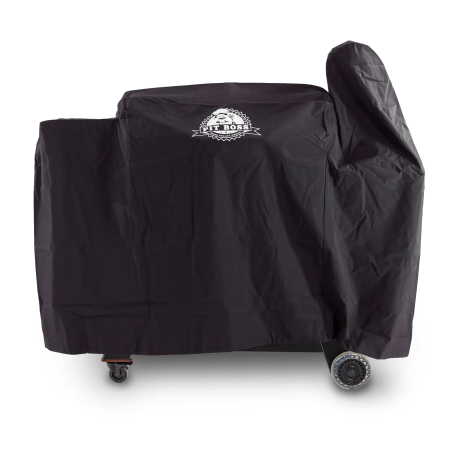 Pit Boss Austin XL Pellet Grill Cover Black, Durable, Waterproof Barbecue Cover Minnesota Vikings Grill Cover