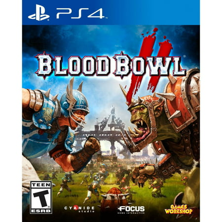 Image of Blood Bowl II (PS4) - Pre-Owned
