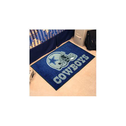 Fan Mats NFL Dallas Cowboys Starter Mat