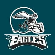 Philadelphia Eagles Napkins, 16-Pack