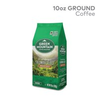 Green Mountain Coffee Roasters Fair Trade Certified Colombian Fair Trade Select Ground Coffee, Medium Roast, Bagged 10 Ounce
