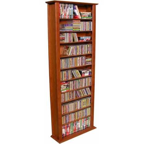 Rebrilliant Large Single Media Rack by