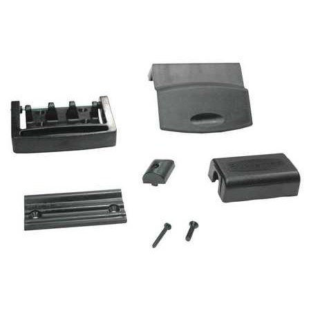Handle and Stacking Lug and Latch Kit RUBBERMAID FG9408L60000