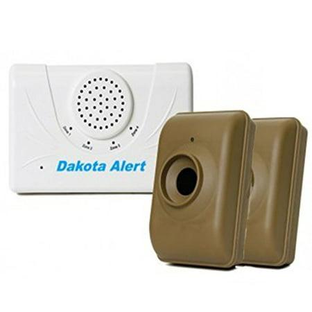 Duty Cycle Half Mile Wireless Driveway Alarm Bundle By