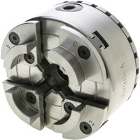 """Grizzly Industrial H6265 4 Jaw Wood Chuck 1"""" x 8 TPI"""