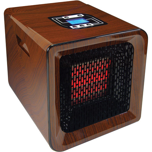 Best Green Concept R-1 Convection Heater, Wood Tone 15301RC