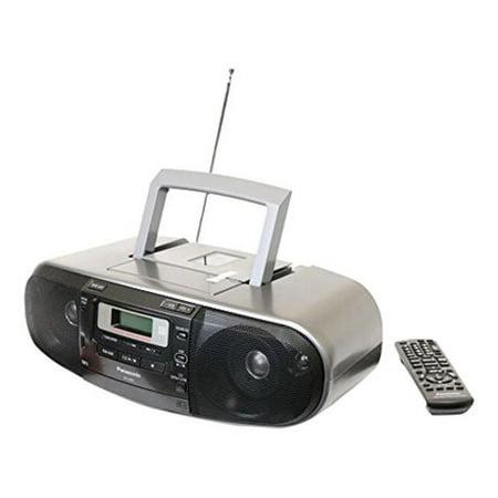 Panaso RXD55GCK Boombox - Magn-tophone - cassettes radio mp3 Cd Am-Fm haute puissance - image 1 de 1