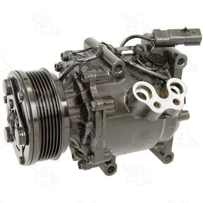 Four Seasons A/C Compressor P/N:67593 Fits Chrysler Sebring (03-01) >> Dodge Stratus (03-01)