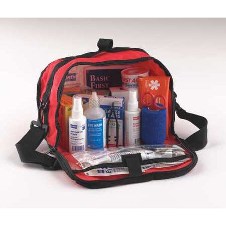North By Honeywell 018504 4222 First Aid Kit  All Purpose  Large