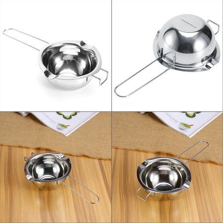 Ejoyous Butter Melting Pot, Stainless Steel Melting Pot,Stainless Steel Chocolate Butter Milk Melting Pot Pan Kitchen Cookware Tool - image 5 of 11
