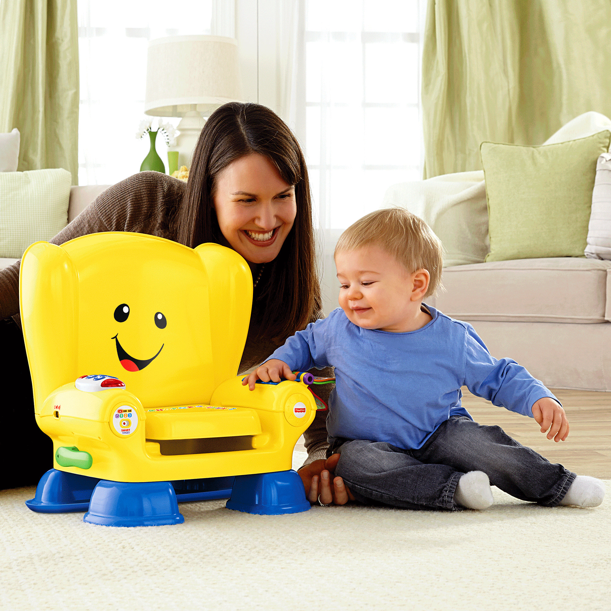 Fisher Price Laugh & Learn Smart Stages Chair by Fisher-Price