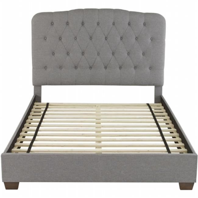 Libson Upholstered Queen Bed Frame