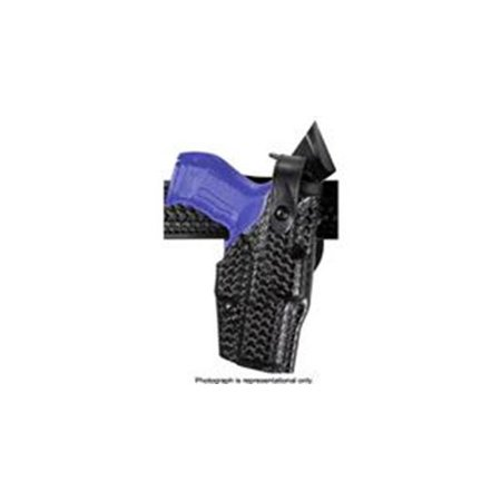 Safariland 6360-7742-481 ALS Level III Ride UBL Holster Sig 220 RH STX BW (Als Holster)