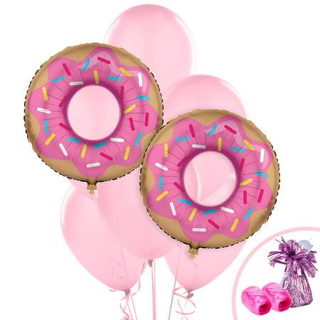 Donut Jumbo Balloon Bouquet Kit - Jumbo Party